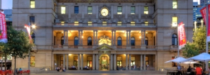 Coworking Space Circular Quay Customs House